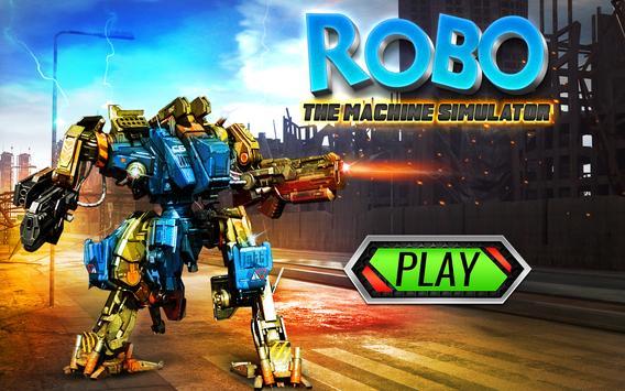 ROBO The Machine Simulator screenshot 5