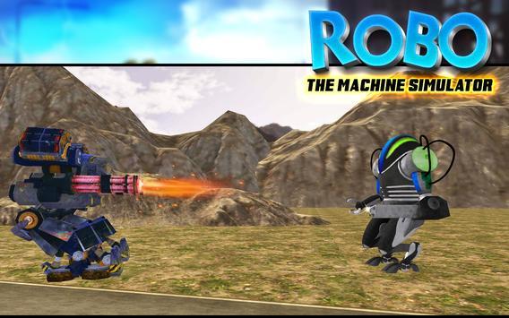 ROBO The Machine Simulator screenshot 8