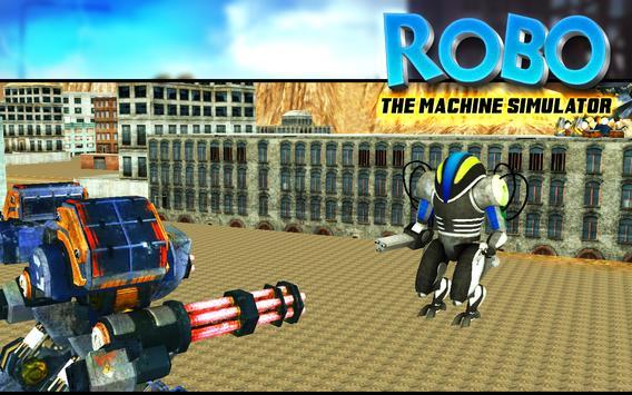 ROBO The Machine Simulator screenshot 9