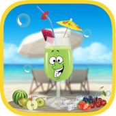 Smoothie Maker kids Game icon