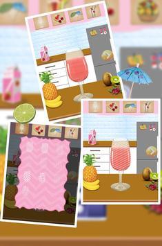 Smoothie Maker kids Game apk screenshot