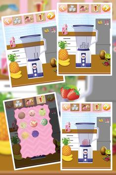 Smoothie Maker kids Game screenshot 1