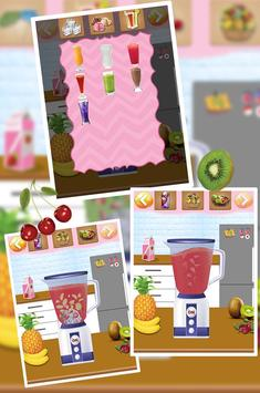 Smoothie Maker kids Game screenshot 2