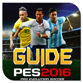 Unlock Hack for PES Guide 16 icon