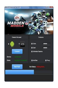 Hack2016 Madden NFL Guide poster