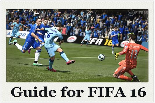 NewTips FIFA 16 Guide poster