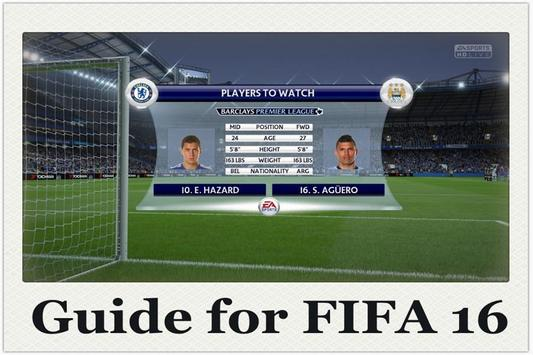 NewTips FIFA 16 Guide apk screenshot