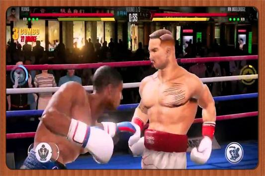 Tips Real Boxing CREED Guide apk screenshot