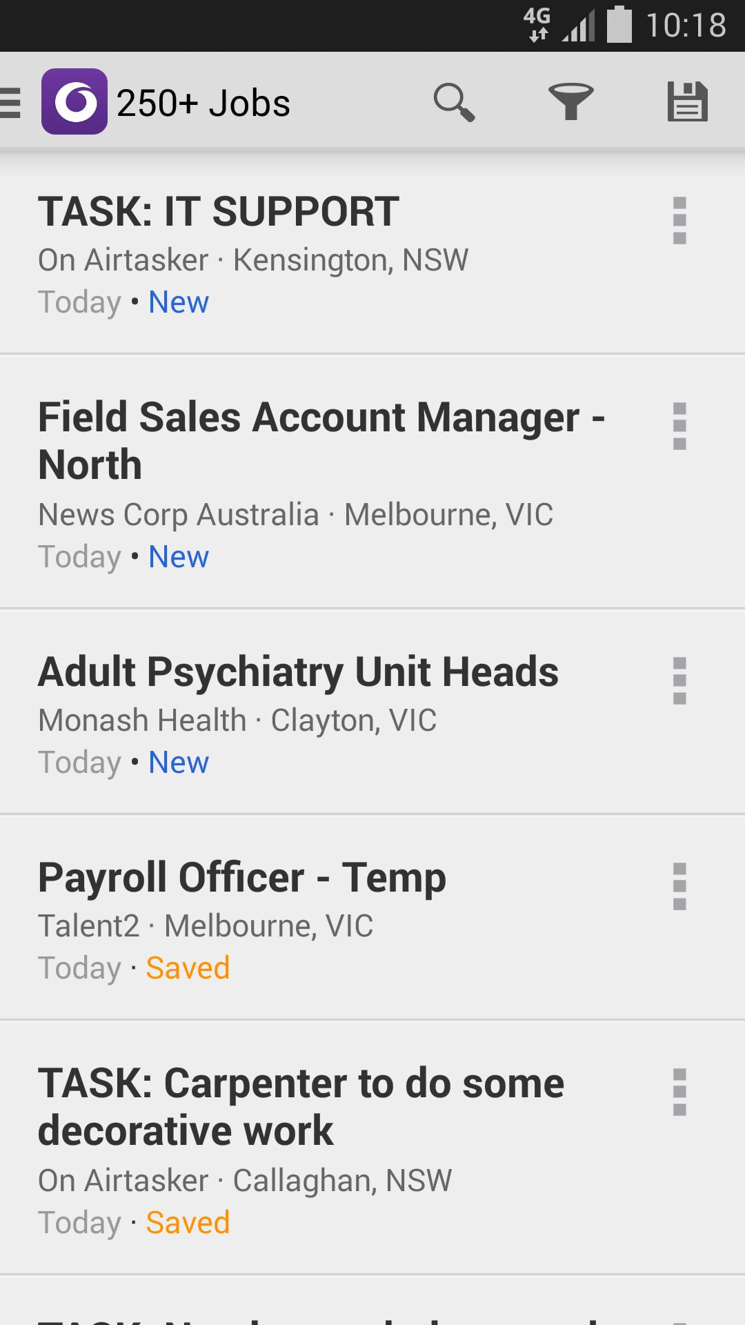CareerOne for Android - APK Download