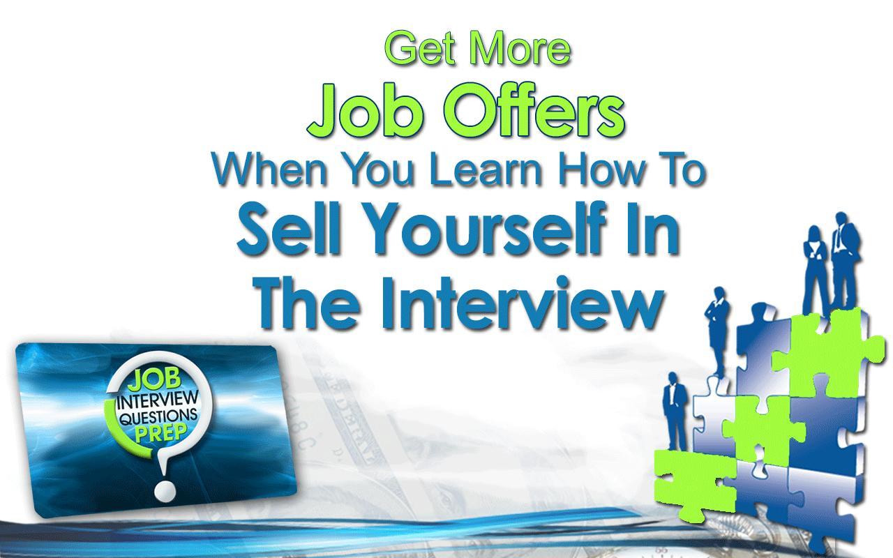 job interview questions prep apk screenshot