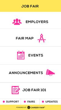 CalArts Job Fair Plus apk screenshot