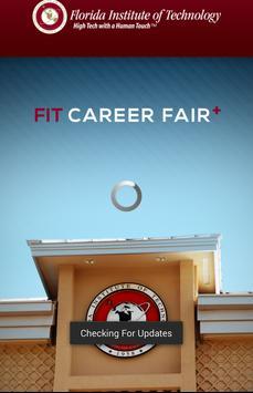 FIT Career Fair Plus poster