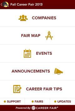 FIT Career Fair Plus screenshot 1