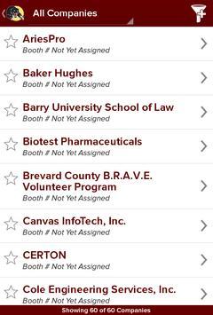 FIT Career Fair Plus screenshot 2