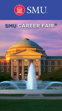 SMU Career Fair Plus poster