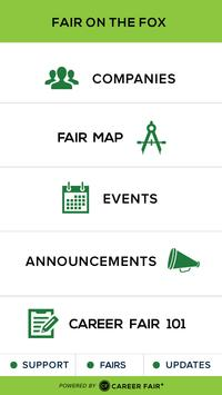 UWO Career Fair Plus apk screenshot