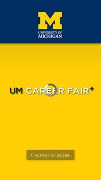 Michigan Career Fair Plus poster