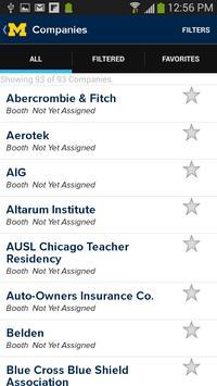 Michigan Career Fair Plus apk screenshot