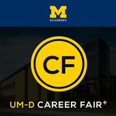 UM-D Career Fair Plus icon
