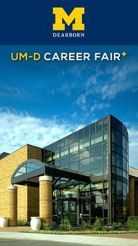 UM-D Career Fair Plus screenshot 1