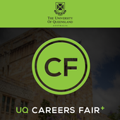 UQ Careers Fair Plus icon