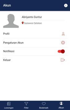 CareerIDN - Lowongan Kerja Indonesia screenshot 3