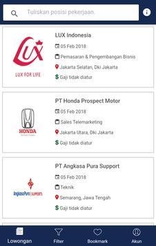 CareerIDN - Lowongan Kerja Indonesia poster