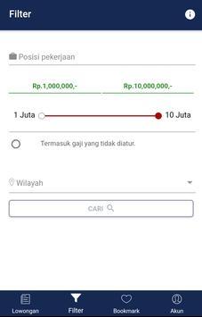 CareerIDN - Lowongan Kerja Indonesia screenshot 1