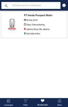 CareerIDN - Lowongan Kerja Indonesia screenshot 2