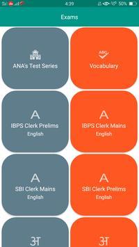 ANA's Test Series screenshot 1