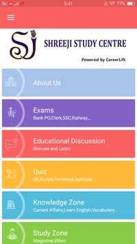 Shreeji Study Centre poster