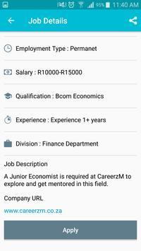 CareerzM screenshot 4