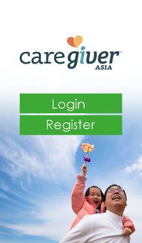 CaregiverAsia poster