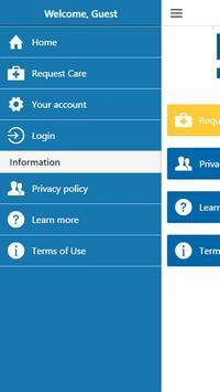 KVH Virtual Care screenshot 1