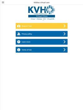 KVH Virtual Care screenshot 5