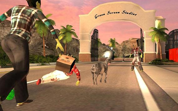 Guide Goat Simulator apk screenshot