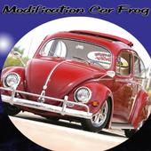 Car Modification Frog icon