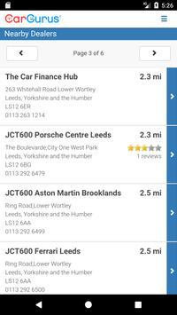 CarGurus – Shop the best deals on used cars apk screenshot
