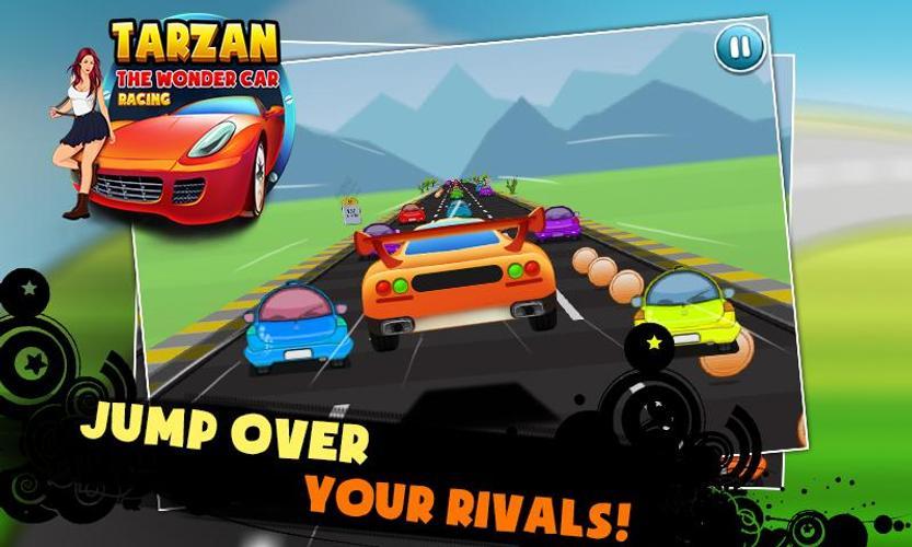 Download Tarzan The Wonder Car Racing 10 Android Apk