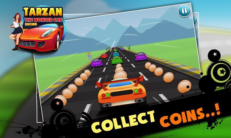 Tarzan The Wonder Car Racing For Android Apk Download