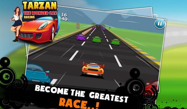Tarzan The Wonder Car Racing for Android - APK Download