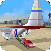 Cargo Plane Sim 3D icon