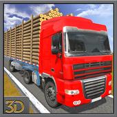 Giant Cargo Truck Simulator: 8x8 Monster Truckers icon