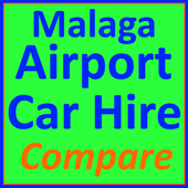 Malaga Airport Car Hire Rental icon