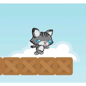 Cute Cat Run icon