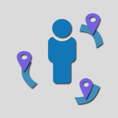 Find Places Nearby icon