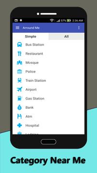 Find Places Nearby apk screenshot