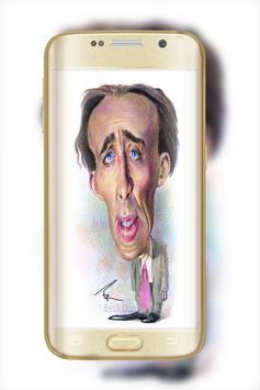 caricature apk screenshot