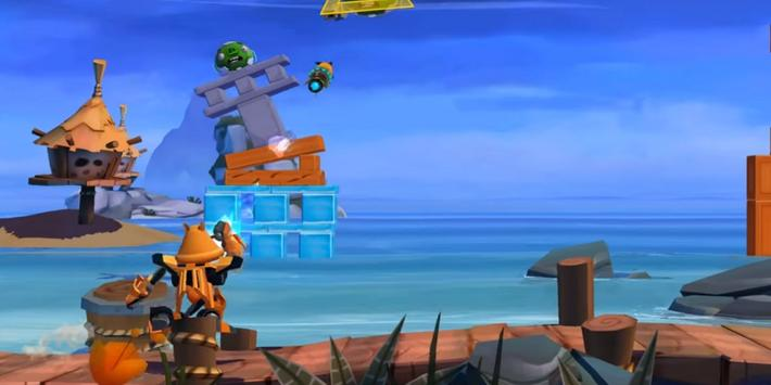 Tips Angry Birds Transformers screenshot 5