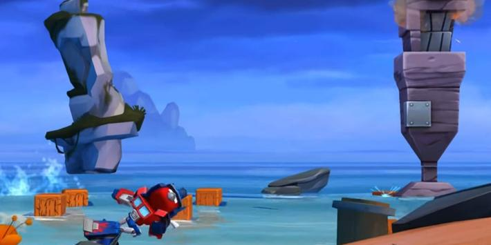 Tips Angry Birds Transformers screenshot 1